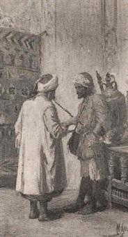 arabes by n. allamusio