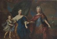 portrait de famille by pierre gobert