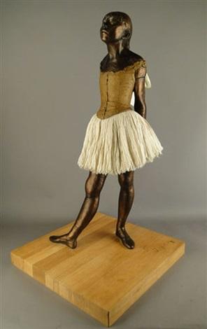 petite danseuse de 14 ans by edgar degas