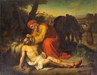 la caridad del samaritano by josé tapiro y baro