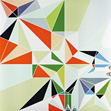 swan (origami) by sarah morris
