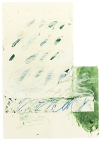 idilli by cy twombly