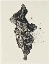 twisted paper by irving penn