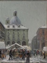 neve a porta palazzo by giuliano emprin
