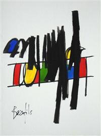 abstraction lyrique œuvres