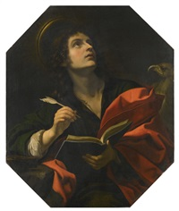 saint john the evangelist by carlo dolci