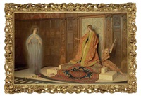 the dawn of womanhood by thomas cooper gotch