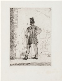 le pisseur by james ensor