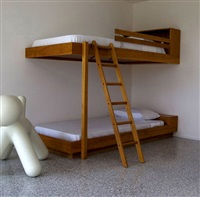 bunkbeds (pair) by richard neutra