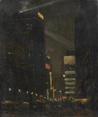 new york by t. frantisek simon