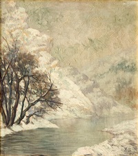 a winter by doncho zankov