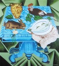 miro's table by tom mutch