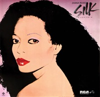 diana ross - silk electric by andy warhol