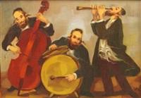 hasidimi musicians by r. adolf adler