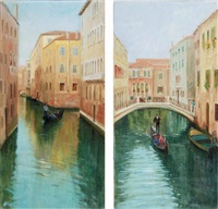 venezia (+ another; 2 works) by roberto d' ambrosio