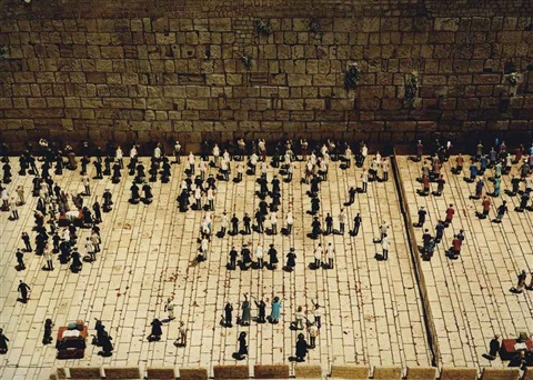 the wailing wall jerusalem mini israel latrun israel by taryn simon