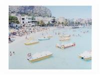 mondello paddle boats by massimo vitali