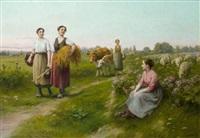 retour des champs by j. alsina