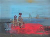 paisaje surrealista by carlos aguero