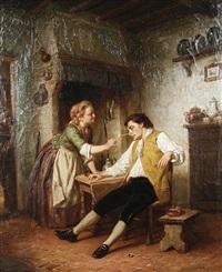 a rude awakening by hendrick joseph dillens