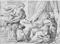 cephalus und procris by johann liss