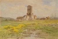torre salaria by filippo anivitti