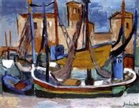 le port by jean baudet