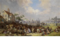 hinckley fair by james holland