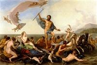 le triomphe de neptune by laurent pécheux