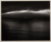 devil's slide, pacific, california by minor white