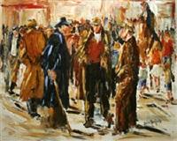 smithfield market by louise mansfield