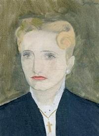 portrait de madame franckhauser, née paulette borée by serge gainsbourg