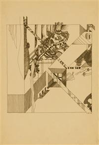 architectural motif by semyon faibisovich