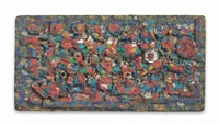 encrustation by richard pousette-dart