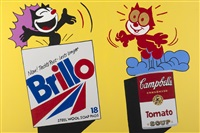brillo soup by ronnie cutrone