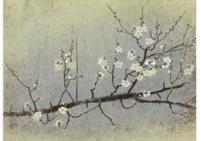 white ume by kayo yamaguchi
