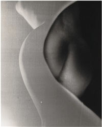 nude under veil by erwin blumenfeld