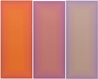 untitled (3 works) by julian stanczak