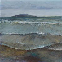 turn of the tide, silver strand, sherkin by jo ashby