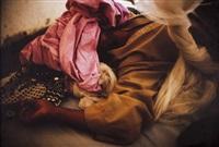 jabalowe napping, luxor by nan goldin