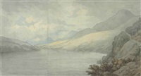 loch tay, near kenmore by john white abbott