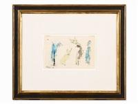 ghosties by lyonel feininger