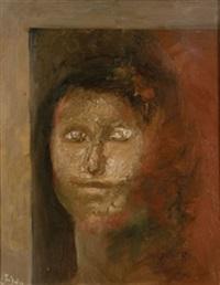 volto di donna by raffaele lippi