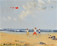 flying the kite on regatta day by thelma mansfield