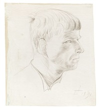 selbst by otto dix