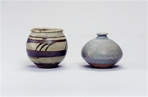 a rounded pot by katharine pleydell bouverie