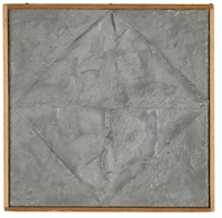 jasper johns, reappearance ii by richard pettibone