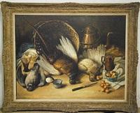 stilleven met fazanten by madeleine duguet