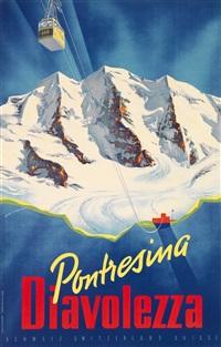 pontresina / diavolezza by martin peikert