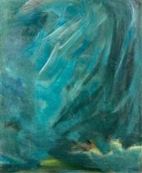 composition en vert by hakki anli